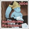 Nanowrimoflower